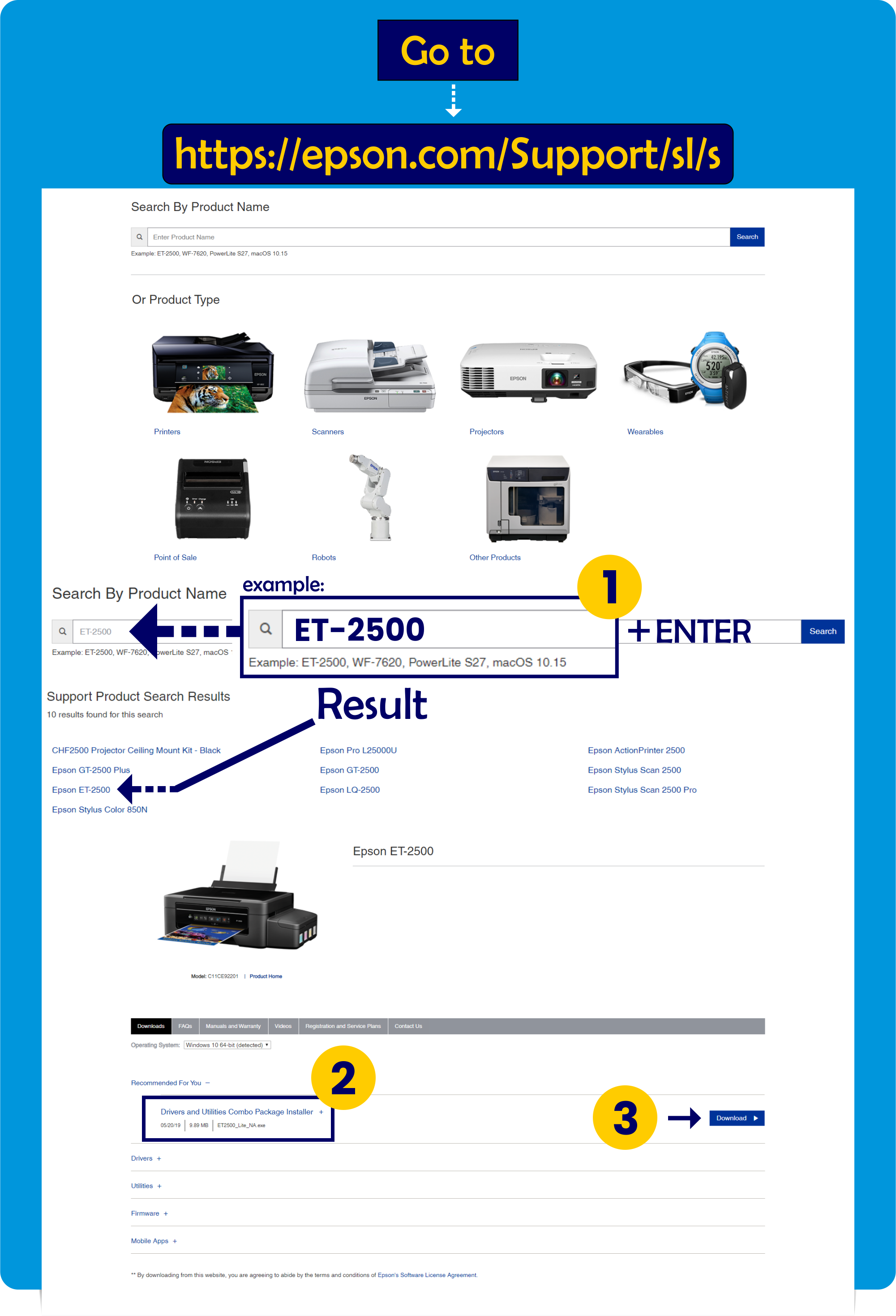 How to Download Epson Drivers and Software