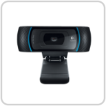 Logitech B910 HD Webcam Software